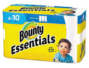 Bounty Select a Size Paper Towels (8 Pack) ( Manufacturer delayed )
