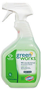 Clorox Green Works All Natural Cleaner (32 oz)