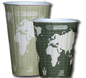Eco Friendly Insulated Hot Cups (40 Count)