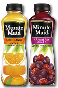 Minute Maid Juice (15.2 oz Bottles)