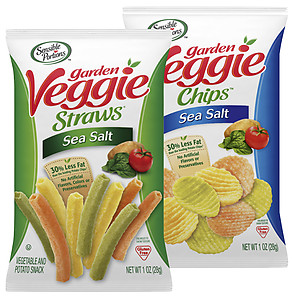 Garden Veggie Straws and Chips (Non GMO)