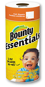 Bounty Essentials Paper towel roll