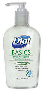 Dial Basics - Liquid Soap (7.5 oz Pump)