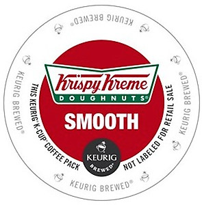 Krispy Kreme Coffee - Classic Smooth - K-Cups (24 Count)