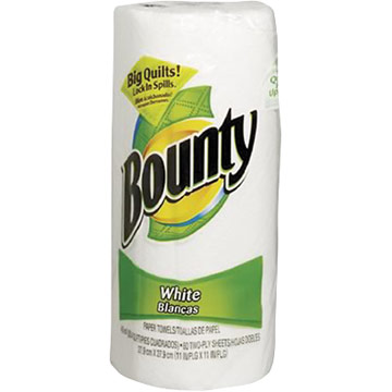 Bounty Paper Towels ( Manufacturer delayed )