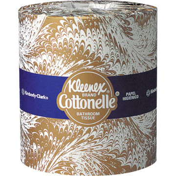 Cottonelle by Kleenex Bathroom Tissue (2 Ply)