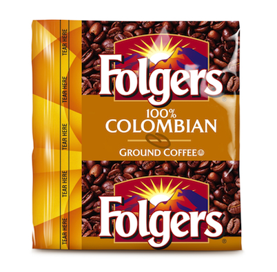 Folgers Colombian - Medium Dark Roast (42 Count)