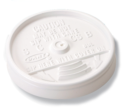 Lids for Styro Cups (1000 count)