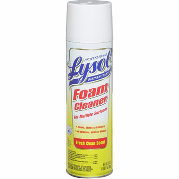 Lysol Professional Foam and Disinfectant (24 oz) ( Out of Stock )