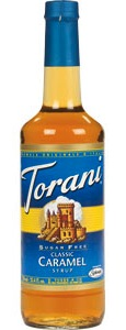 Torani Sugar Free Coffee Syrups