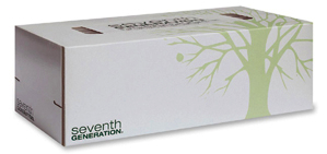Seventh Generation Recycled Facial Tissue - 2 Ply