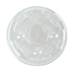 Dart Plastic Lids for 16 oz Cold Cups (100 Count)