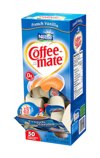 Coffee-Mate French Vanilla (50 count)