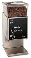 Low Profile Whole Bean Coffee Grinder