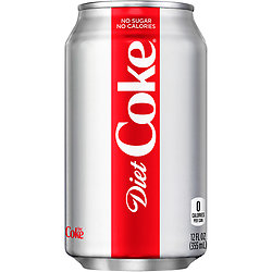 Diet Coke Products (12 Packs)