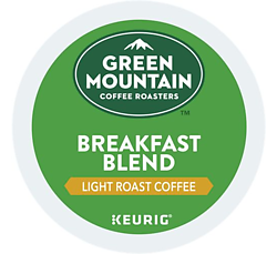 Green Mountain Coffee - Breakfast Blend - K-Cups (24 Count)