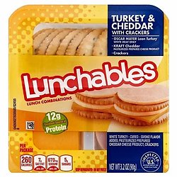 Lunchables (Snack Size)