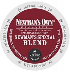 Newman's Own Organic - Special Blend - K-Cups (24 Count)