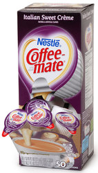 Coffee-Mate Italian Sweet Creme (50 Count)