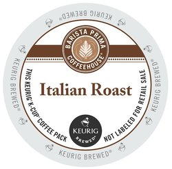 Barista Prima Coffee - Italian Roast - K-Cups (24 Count)