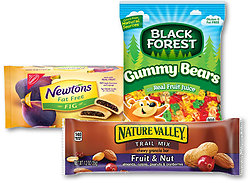 Fruit & Nutty (30 Count Variety Bag)