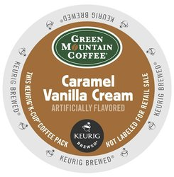 Green Mountain Coffee - Caramel Vanilla Creme - K-Cups (24 Count)