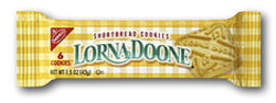Lorna Doone Cookies ( COVID out of stock )