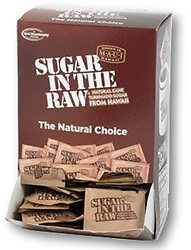 Sugar in the Raw Packets (200 count)