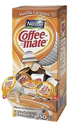 Coffee-Mate Vanilla Caramel Creamer (50 Count)