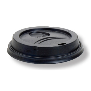 Dixie Lid for Perfect Touch 12 - 16 oz Cup - 100 Count Lids