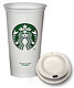 Starbucks Reusable 16oz Cup with Lid