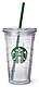 Starbucks Cold Cup Tumbler 16oz